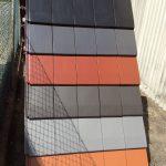 Dachziegel Muster