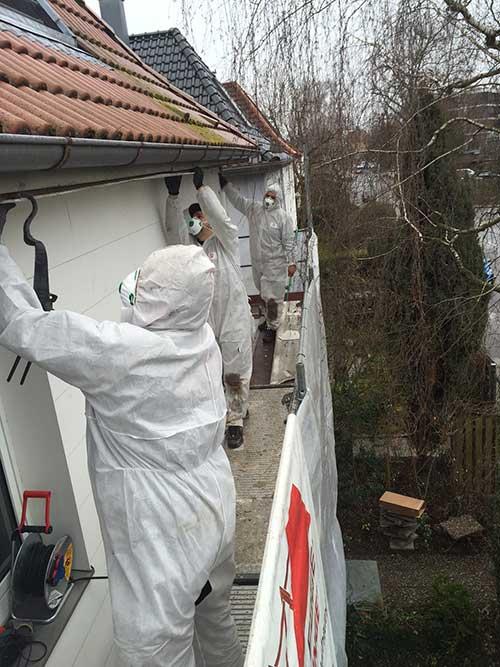 Asbest – Einsatz seit 20 Jahren verboten