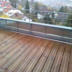 Balkon- und Terrassenabdichtung