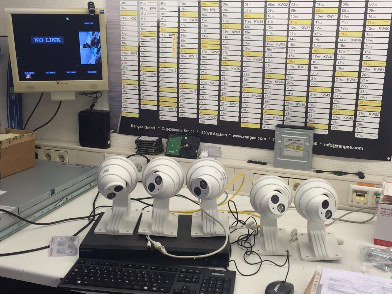Die Videoüberwachung – staatlich gefördert